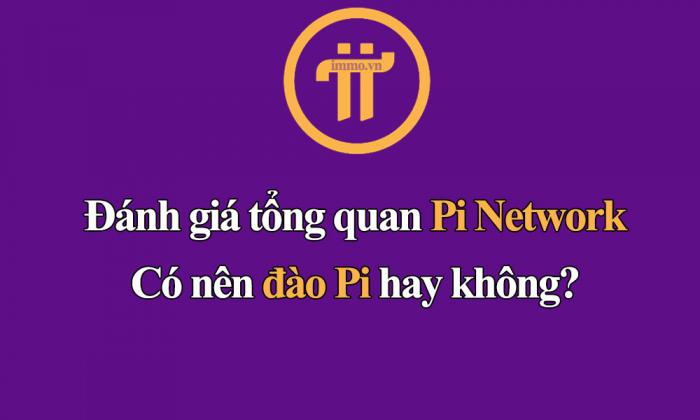 Có nên đào Pi Network hay không ?