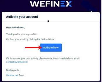 Wefinex là gì? Hướng dẫn đăng ký kiếm tiền Wefinex 2020 6