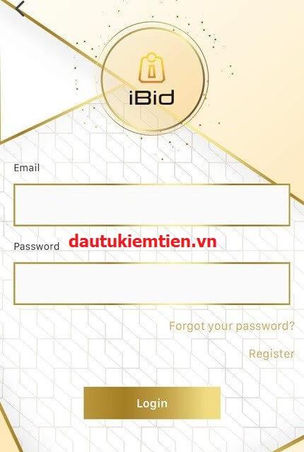 App IBID