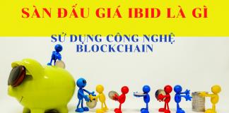 Sàn đấu giá IBID