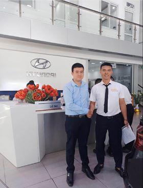 chilimall kết nối Hyundai
