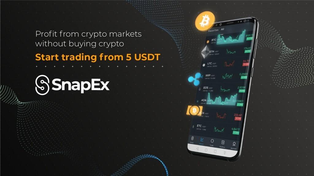 Việc kiếm tiền cùng với Snapex vô cùng đơn giản