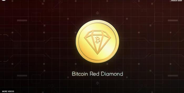 Bitcoin Red Diamond