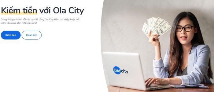 Cách làm nhiệm vụ cùng Ola City