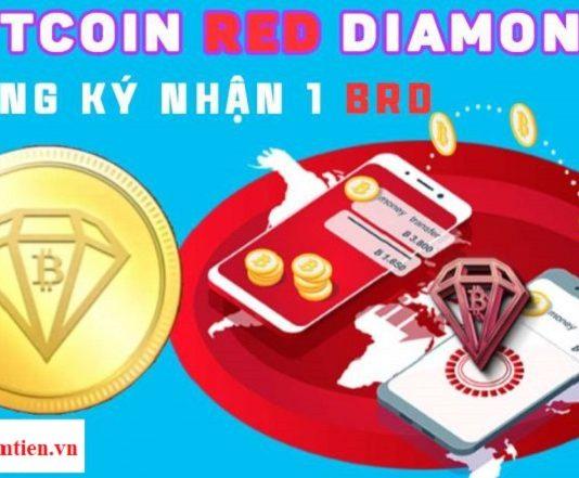 Cơ hội kiểm tiền từ Bitcoin Red Diamond cực hấp dẫn năm 2020