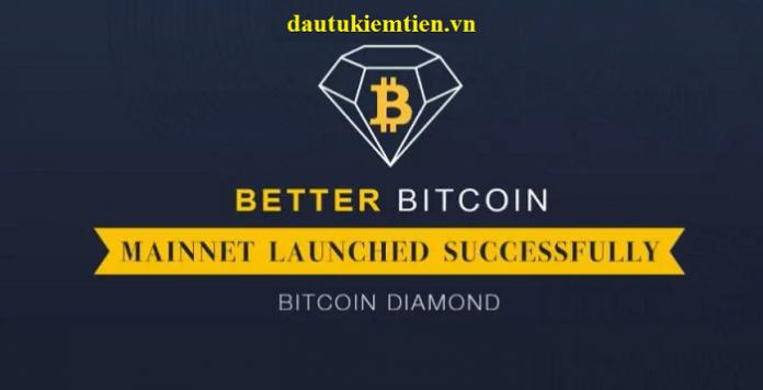 Khái niệm bitcoin diamond (BCD)