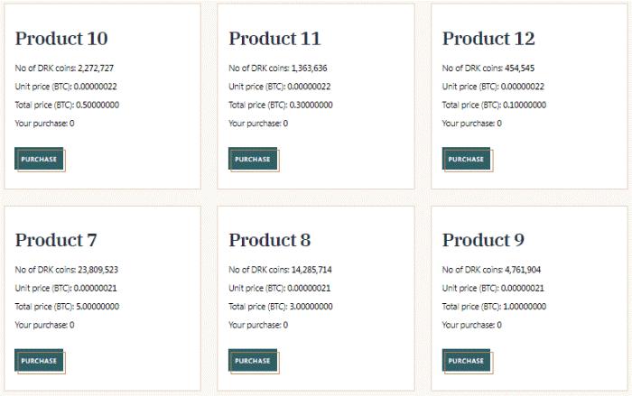 Có khá nhiều gói Product cho bạn lựa chọn phù hợp với mong muốn