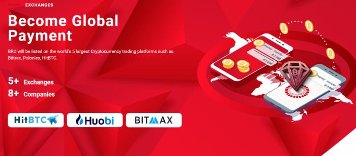 Mục tiêu của Bitcoin Red Diamond (BRD)