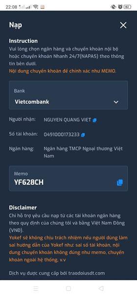 Yokef là gì? Hướng dẫn kiếm tiền từ A đến Z sàn Yokef 2020 9