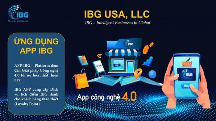 IBG APP cung cấp dịch vụ tích điểm dành cho khách hàng thân thiết