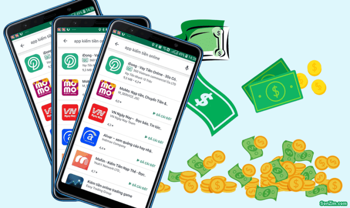 App kiếm tiền online là gì ?