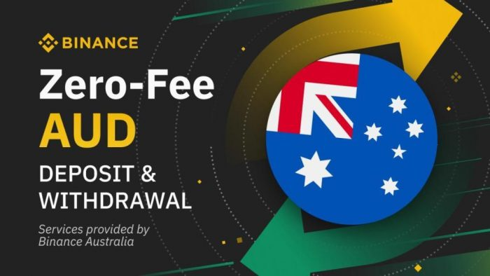 Binance Australia nền tảng giao dịch Fiat – crypto Binance