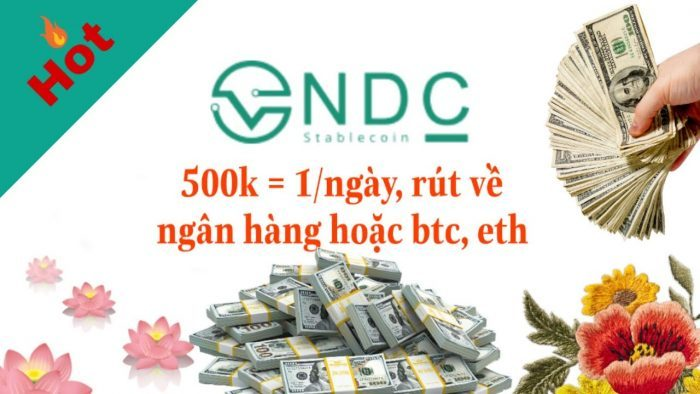 Kiếm tiền bằng VNDC