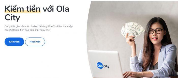 Ola City có phải lừa đảo hay không ?