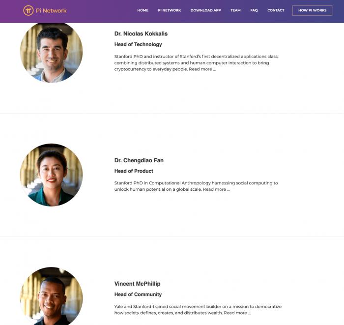 Pi Network được các tiến sỹ của đại học Stanford phát triển