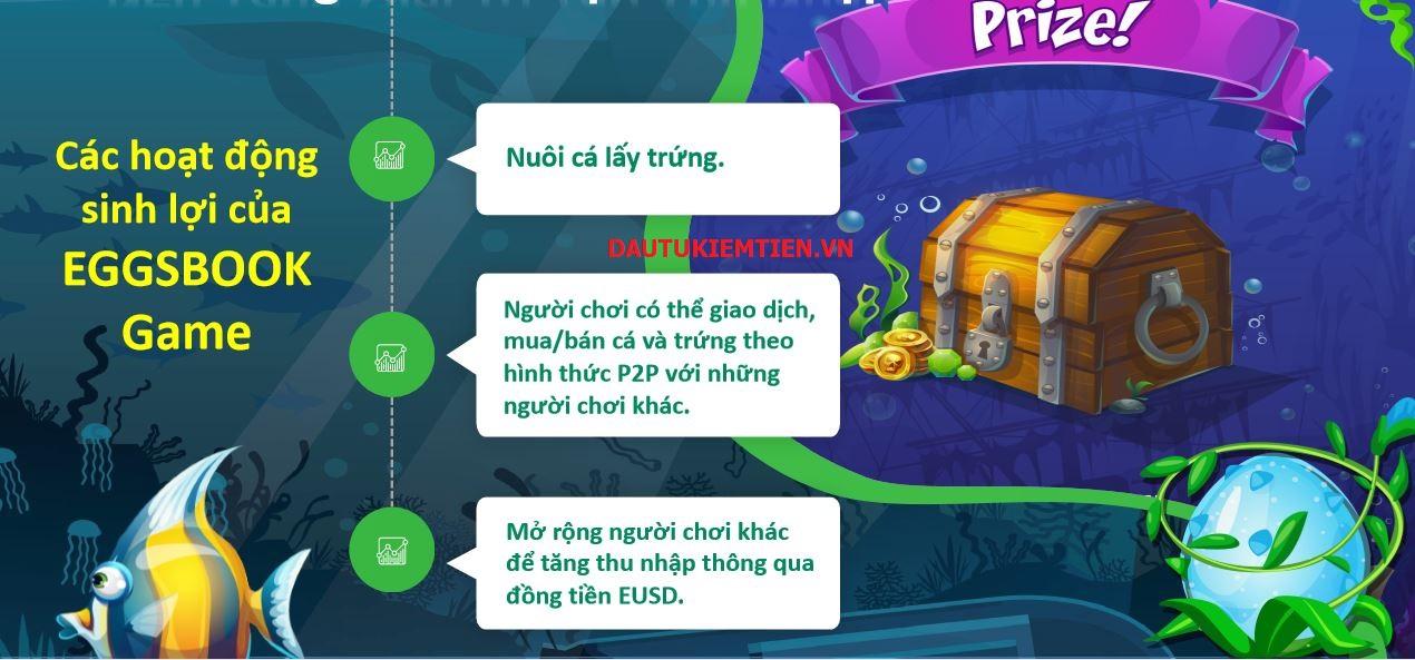 Cach choi EGGSBOOK GAME