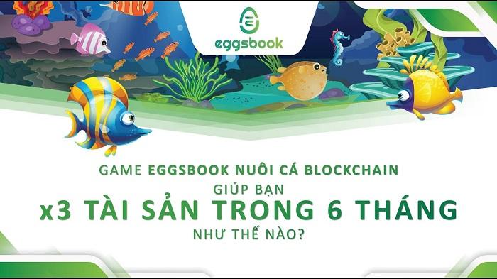 Game Eggsbook nâng cao tài sản