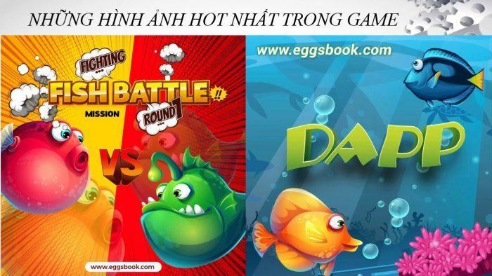 Công nghệ mới game Eggsbook Game