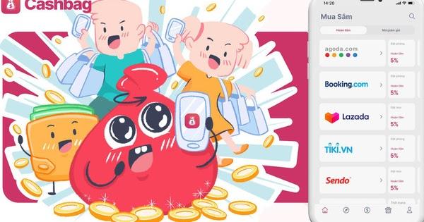 Tại sao nên kiếm tiền cùng app Cashbag