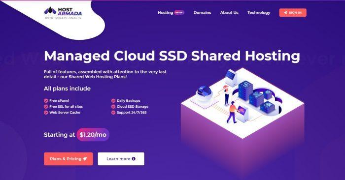 Những yêu cầu và tính năng cần thiết của hosting - Hostarmada