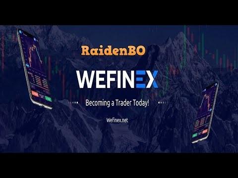 RaidenBo là sàn giao dịch nhị phân mới ra đời ngày 15/11