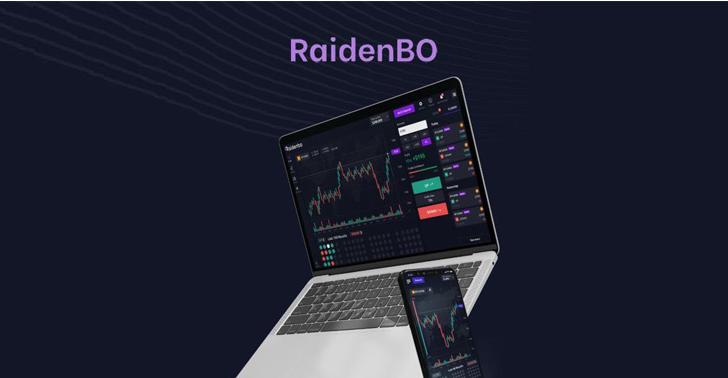 RaidenBo là sàn giao dịch tài chính thứ 2 của Wefinex