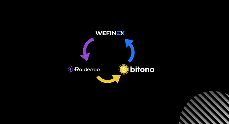 Wefinex RaidenBo và Bitono là gì? Bạn có biết!