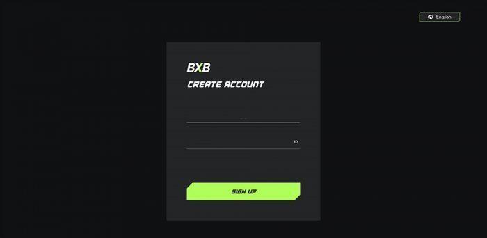 Điền đầy đủ thông tin rồi nhấn Sign Up để đăng ký tài khoản