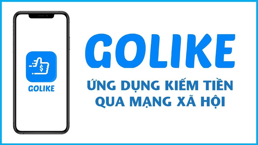 Golike là ứng dụng tạo ra dựa trên nhu cầu của người dùng
