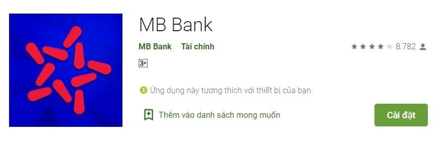 Bạn sẽ có cơ hội nhận thưởng 500k và 60k/lượt mời tải app MB Bank thành công