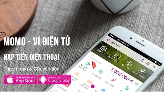 App kiếm tiền siêu hiệu quả - Momo