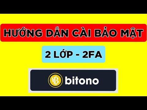 Bảo mật sàn giao dịch Bitono