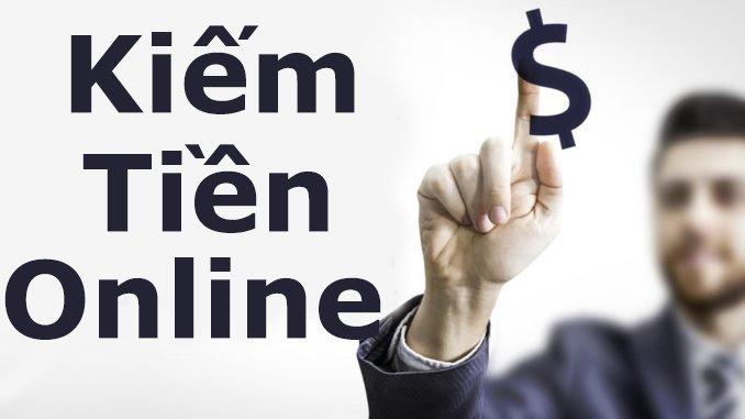 Kiếm tiền tại nhà online năm 2021