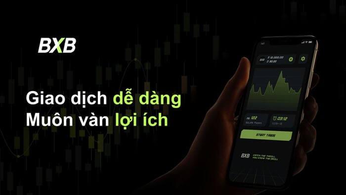 tab trading trên sàn giao dịch BXB
