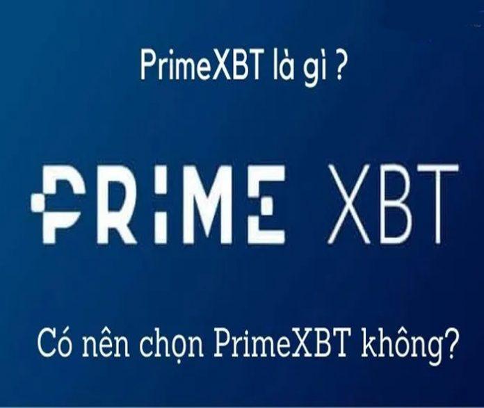 Sàn PrimeXBT là gì? Đánh giá tổng quan về sàn PrimeXBT