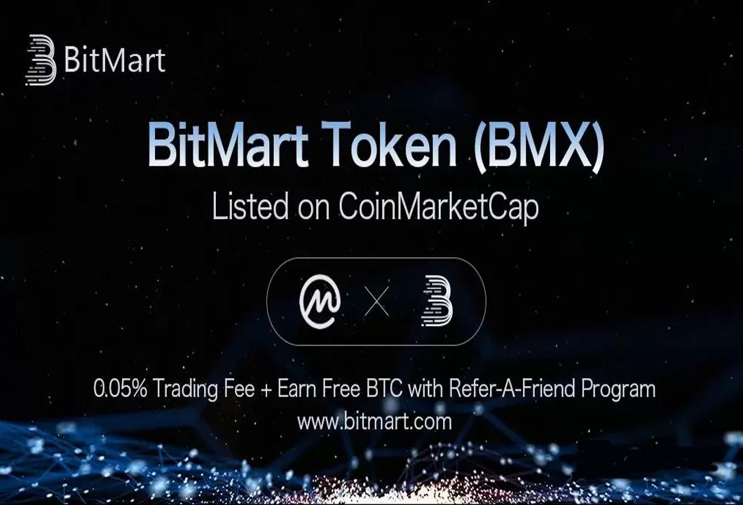 BMX là một mã Token được phát hành bởi sàn Bitmart