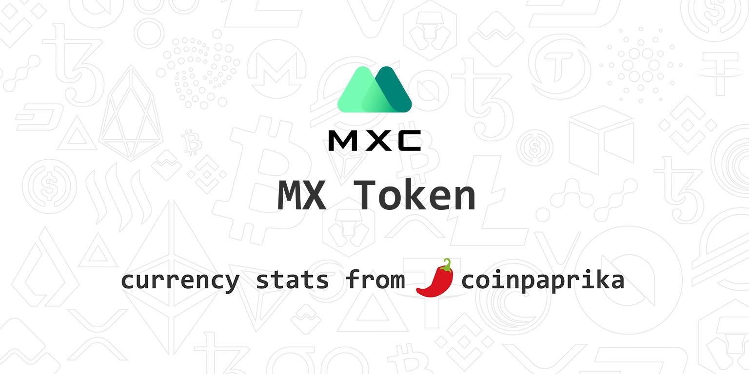 MX Token (MX) là đồng coin riêng của sàn MXC