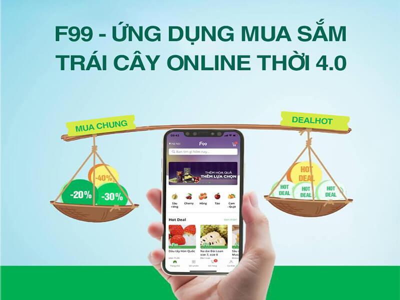 F99 là 1 dự án bán các sản phẩm hoa quả sạch, trái cây nhập khẩu, nông sản sạch,….giá tốt