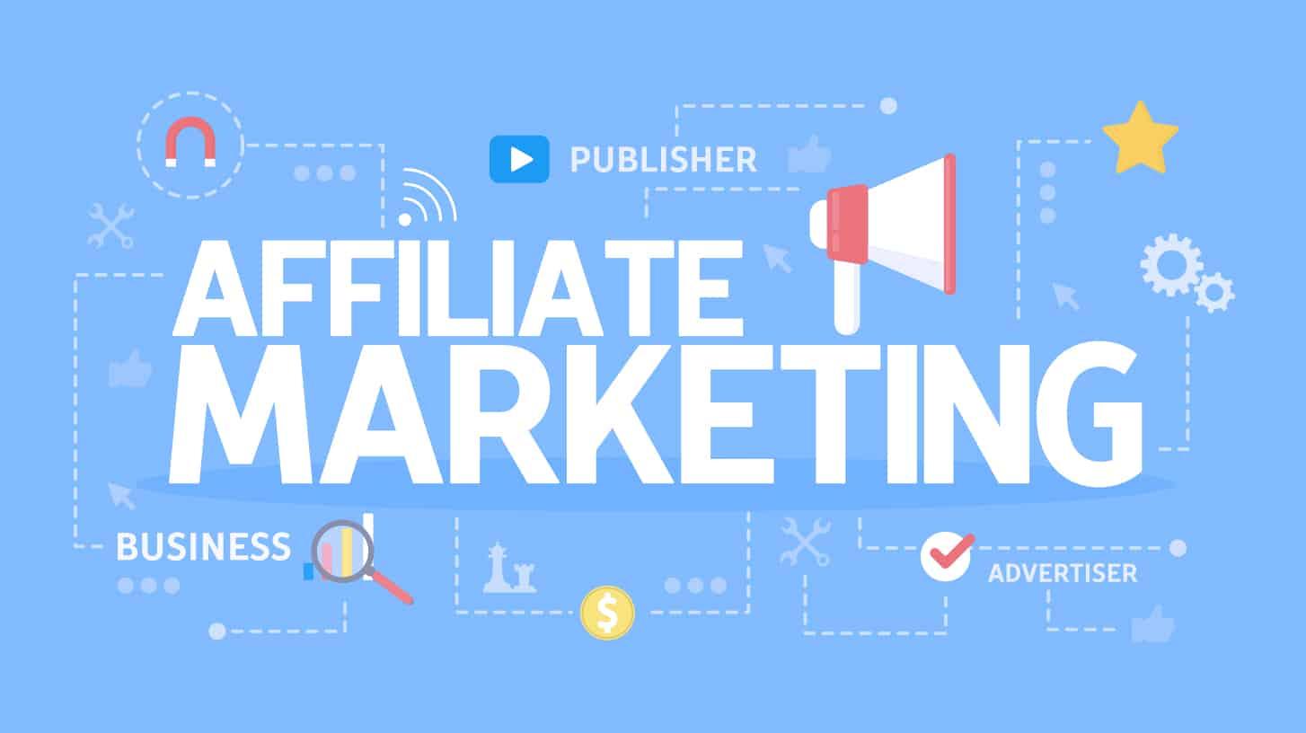 Affiliate Marketing ( tiếp thị liên kết) là hình thức kiếm tiền MMO được coi là uy tín về bền vững nhất