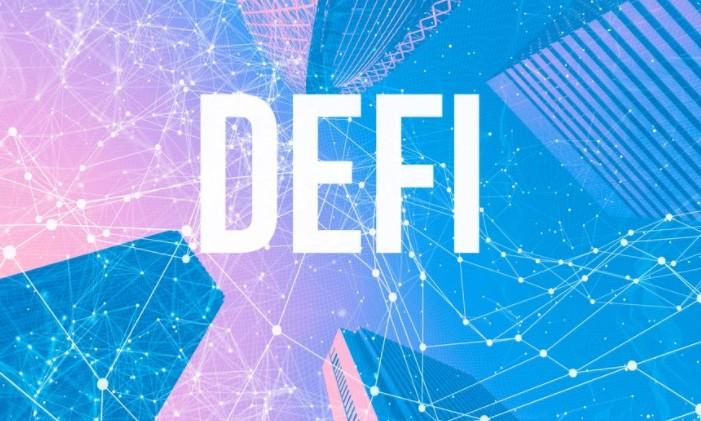 DEFI là hệ sinh thái bao gồm các ứng dụng tài chính được xây dựng dựa trên các mạng Blockchain
