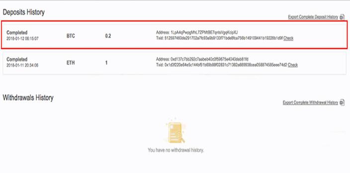 Cách mua trực tiếp Bitcoin từ Remitano chuyển vào ví Binance