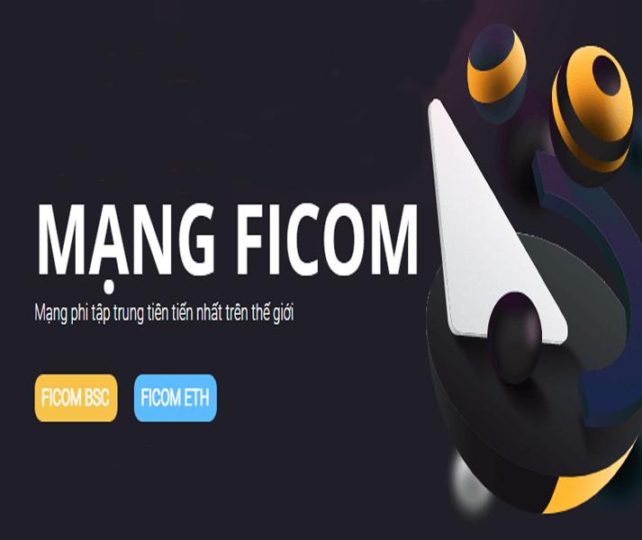 Ficom là gì? Ficom là một hệ sinh thái xanh phi triệu tập toàn thế giới