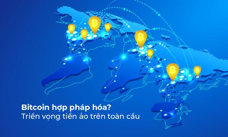 Tại Việt Nam tiền ảo có được hợp pháp hóa hay không ?