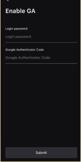 Cách setup bảo mật thông tin 2FA cho thông tin tài khoản sàn MoonXBT