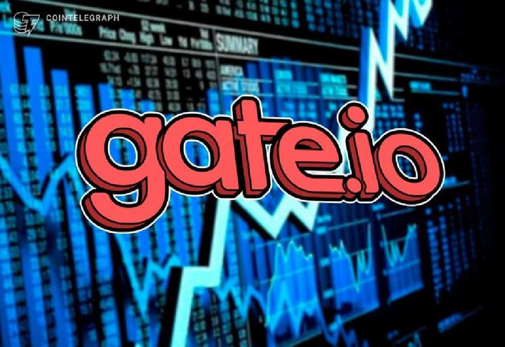 Gate.io là một nền tảng giao dịch tiền điện tử khá phổ biến