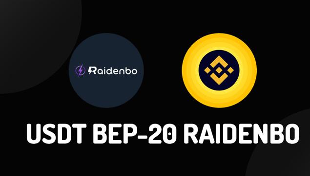 Sàn RaidenBO sẽ sử dụng đồng tiền điện tử USDT là loại tiền chính dùng để giao dịch