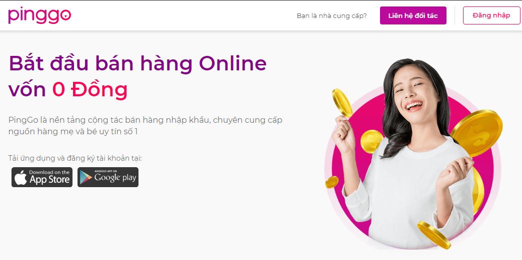 Tiềm năng thu nhập trên PingGo
