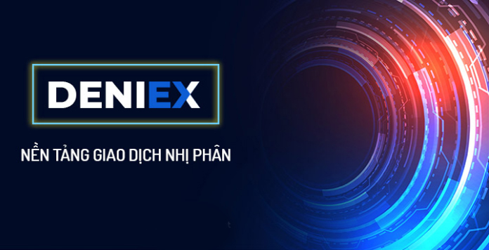 Deniex là sàn thanh toán thanh toán hoạt động giải trí và sinh hoạt theo phương thức quyền chọn nhị phân