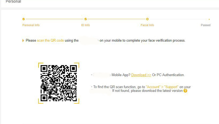 Cách setup bảo mật thông tin 2FA sàn Binanex