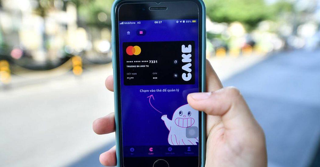 Hướng dẫn các thao tác chuyển tiền với thẻ Cake